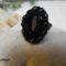 fekete gyűrű
