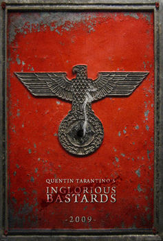 Inglorious Basterds - plakát