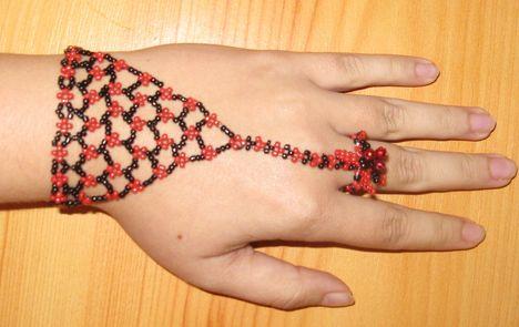 kézfej-lánc
