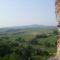 Kilátás a várból Kab-hegyre