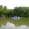 Nyárasi-Duna, Hullámtéri vízpótlórendszer, Kisbodak, 2011. július 15.-én