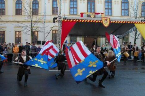 zászlóforgatók