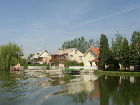 Zátonyi-Duna Dobargazszigeten, 2003. május 07.-én
