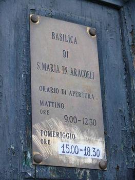 Basilika di S. Maria in Aracoeli