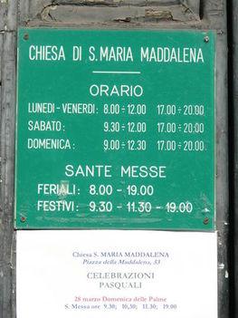 Chiesa di S. Maria Maddalena