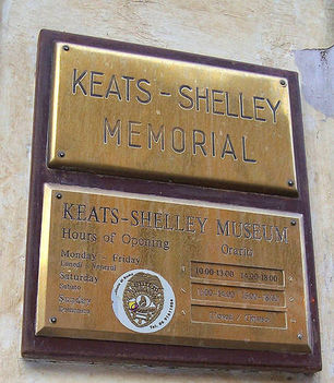 Keats-Shelley-Museum