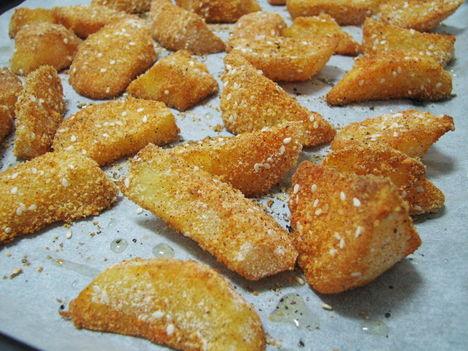 Potato fritte