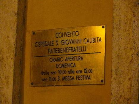 S. Giovanni Calibita