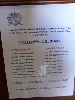 S. Giovanni in Laterano
