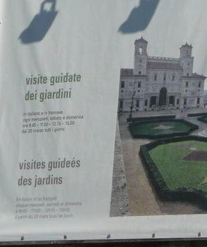 Villa Medici kertje