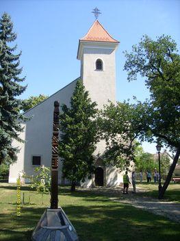 Boldogasszony kápolna, Hédervár