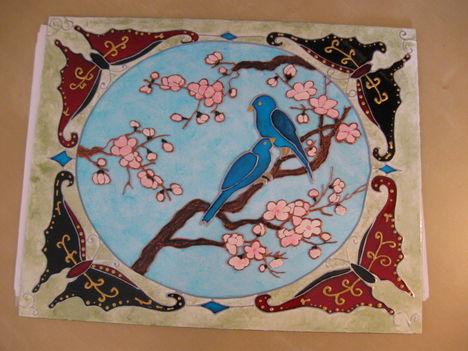 a boldogság kékmadara