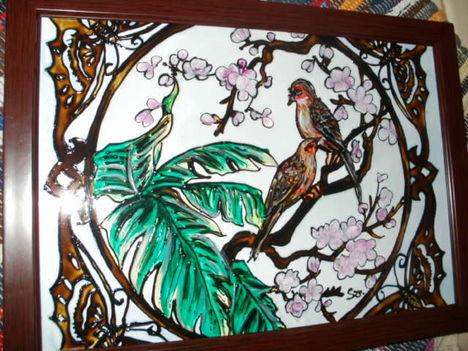 japán madarak
