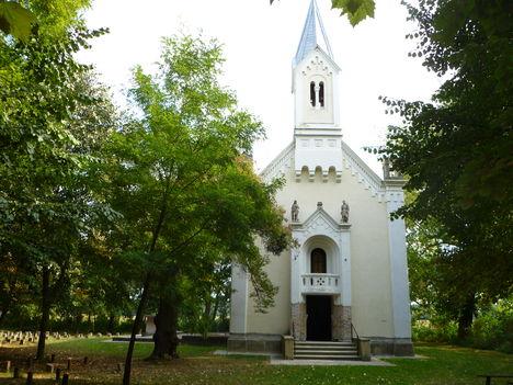 Máriakálnok, Kegykápolna, 2011. szeptember 18.-án