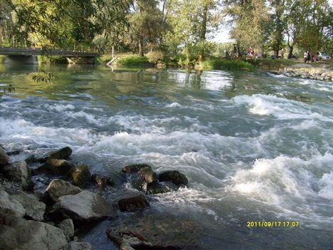 Duna mesterséges mellékága, Dunaremete