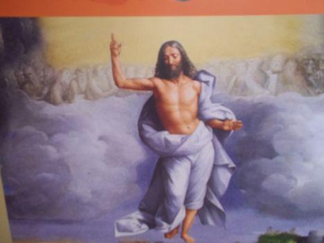 Krisztus mennybemenetele