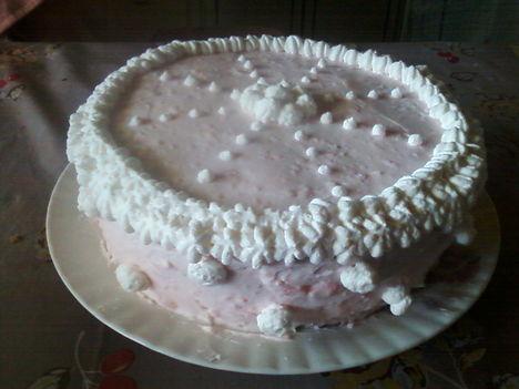 Anyukám szülinapi tortája