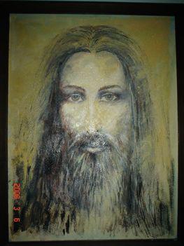 Az Ember Jézus /olaj/