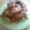 Kígyós torta
