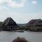 Fertő tó - cölöpházak