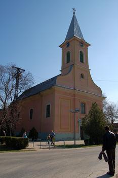 Kishegyesi Szent Anna templom