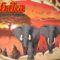 AFRIKA falikép