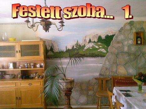 Festett szoba 1
