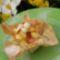 Almás rétestészta-kosár