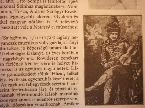 Czinka Panna  / cigányprímás /1711–1772