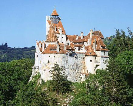 Drakula kastély