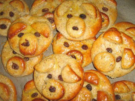 Szerencsemalac-kekszek