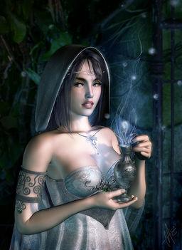 Fehér Boszorkány