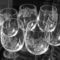 Sárközi mintás vörösboros pohárkészlet