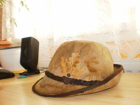 tapló kalap