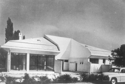 Berhidai étterem Első munka 1964-ből