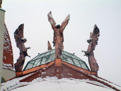 Csíkszeredai templom2