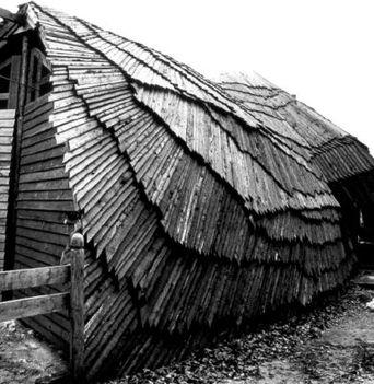 Dobogókő síház 1979