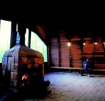 Dobogókő síház 2