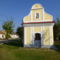 Halászi, 1895-ben épített barokk homlokzatú kápolna, 2011. szeptember 24.-én