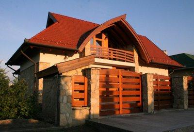 Makovecz ház Piliscsabán