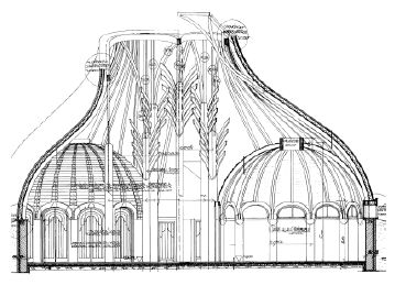 Paks, Római katolikus templom rajz