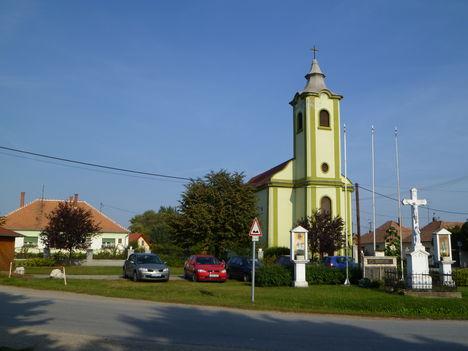 Püski, Szent György római katolikus templom, 2011. szeptember 25.-én