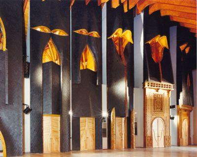 Sevillai Világkiállítás, Magyar pavilon 2