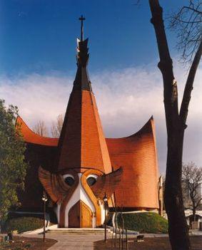 Siófok, evangélikus templom