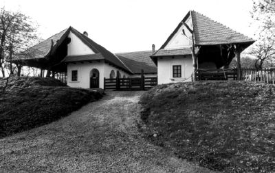 Visegrád  Mogyoró-hegy, tanya 1980