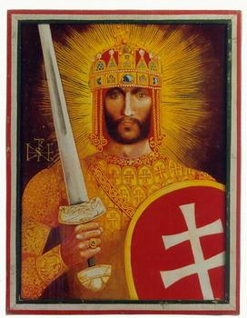 I. István király