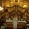 Máriapócsi oltár előtt