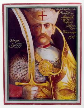 Székely Dózsa György kapitány