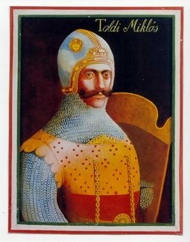 Toldi Miklos királyi lovag