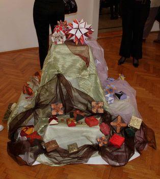 Origami kiállítás képei 11